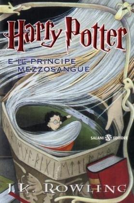 9788884516374: Harry Potter E Il Principe Mezzosangue (Italian Edition)