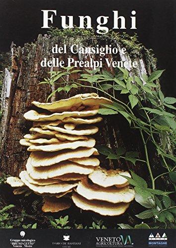9788884660213: Funghi del Cansiglio e delle Prealpi venete