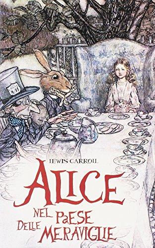 9788884665218: Alice nel paese delle meraviglie