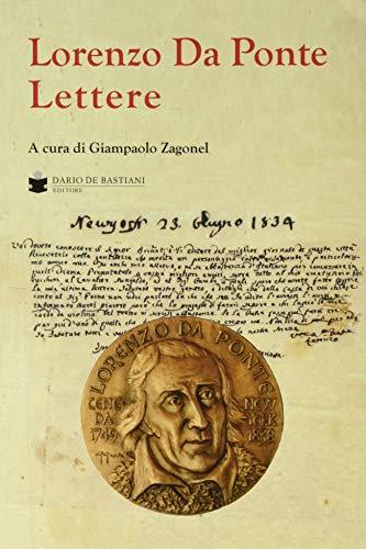 9788884666727: Lorenzo da Ponte. Lettere