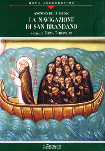 9788884741783: La navigazione di san Brandano. Navigatio Sancti Brendani abbatis