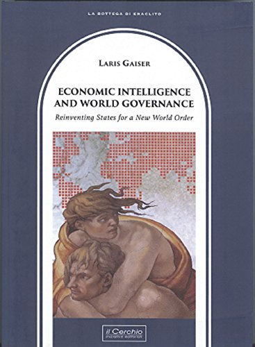 9788884744500: Economic intelligence and world governance