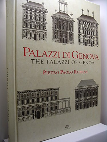 9788884800084: Palazzi di Genova (The Palazzi of Genoa)