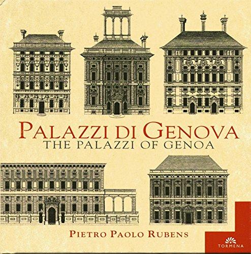 9788884800091: Palazzi di Genova. Pietro Paolo Rubens
