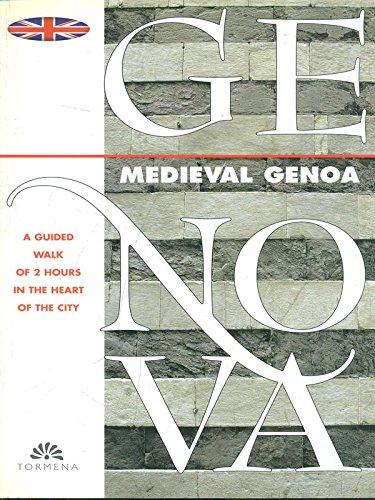 9788884800671: Medieval Genoa