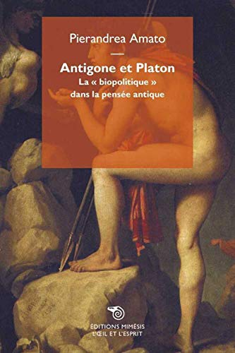 9788884838223: Antigone et Platon : La