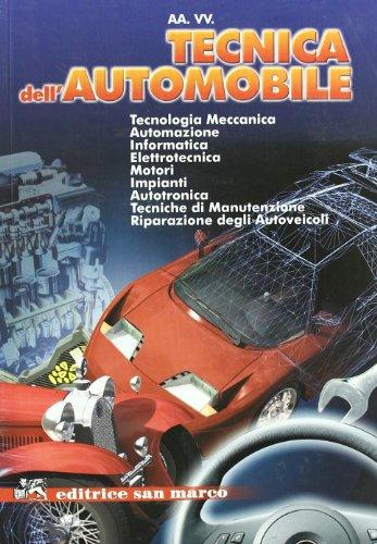 9788884880499: Tecnica dell'automobile. Per gli Ist. professionali per l'industria e l'artigianato. Con espansione online