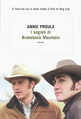 9788884908322: I segreti di Brokeback Mountain