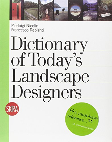 9788884914200: Dictionary of Today's Landscape Designers