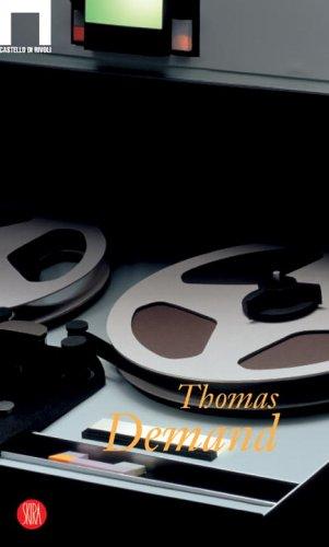 Katalog zur Ausstellung im Museo d`Arte Contemporanea: Demand, Thomas