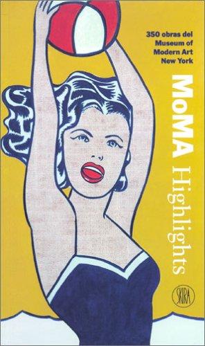 9788884919588: Moma Highlights (Espagnol)