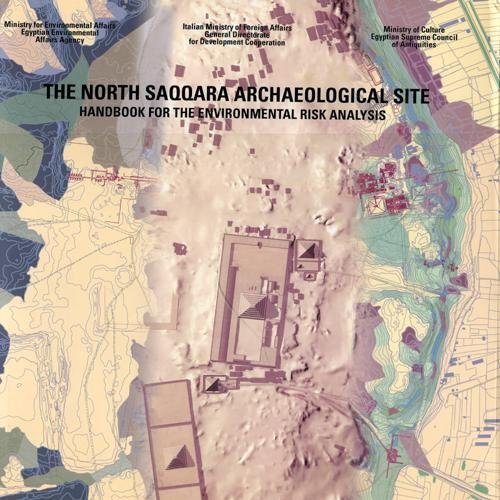 The north Saqqara archaelogical site. Handbook for the environmental risk analysis (8884922933) by Plus