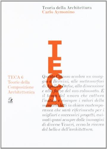 9788884971821: Teoria della architettura. Ediz. illustrata