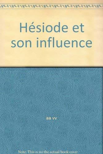 Hesiode et Son Influence: Fritz et alii