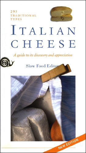 9788884991119: Italian cheese. A guide to its discovery and appreciation