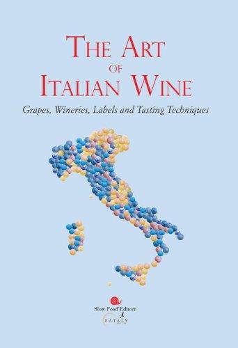 9788884992314: The Art of Italian Wine