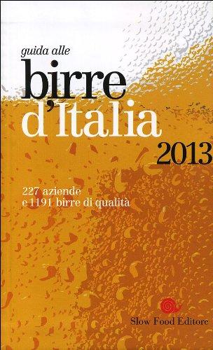 9788884992888: Guida alle birre d'Italia 2013