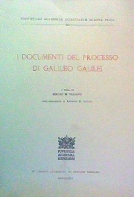 9788885042117: I documenti del processo di Galileo Galilei (Pontificiae Academiae Scientiarum scripta varia) (Italian Edition)