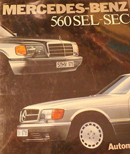 Mercedes-Benz 560 Automobile: Piero Casucci
