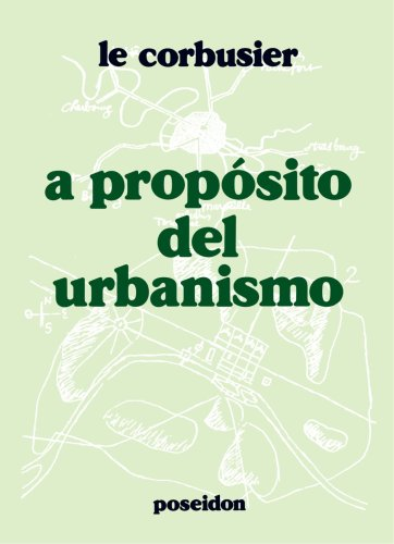 9788885083165: A propósito del urbanismo (Spanish Edition)