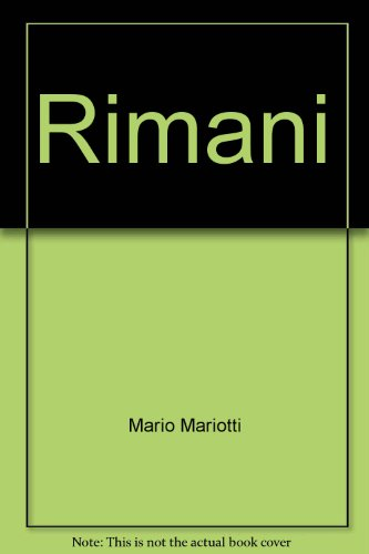 Rimani (9788885089082) by [???]