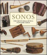 9788885098732: Sonos. Strumenti della musica popolare sarda. Con CD Audio