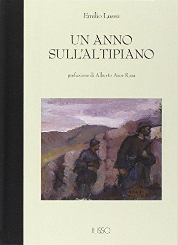 9788885098893: Un anno sull'altipiano (Bibliotheca sarda)
