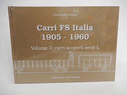 9788885105140: Carri FS Italia 1905-1960: 3
