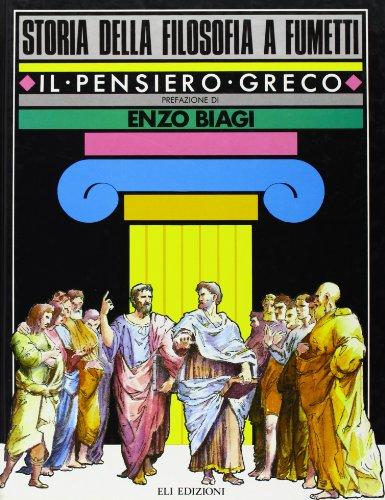 9788885148000: Storia della filosofia a fumetti. Il pensiero greco