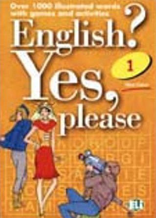 9788885148024: English? Yes, Please (Vocabulary Fun and Games Book 2) (Bk. 1)