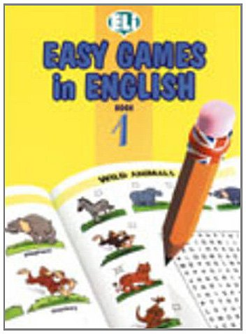 9788885148406: Easy Games in English: Volume 1 (Book 1)