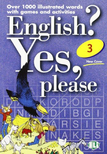 9788885148413: English? Yes, Please (Vocabulary Fun and Games Book 3)