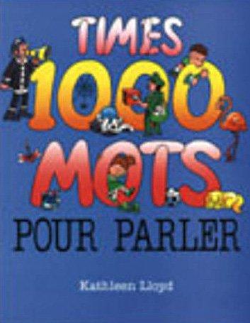 9788885148529: TIMES 1000 MOTS EN IMAGES