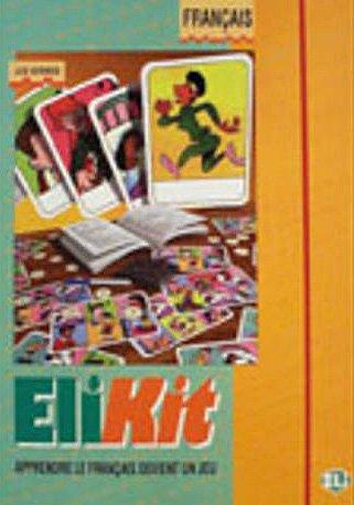 9788885148857: Elikits: Les Verbes (Italian Edition)