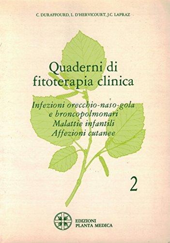 9788885192027: Quaderni di fitoterapia vol. 2