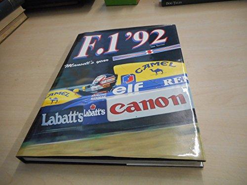 9788885202306: Formula One 1992