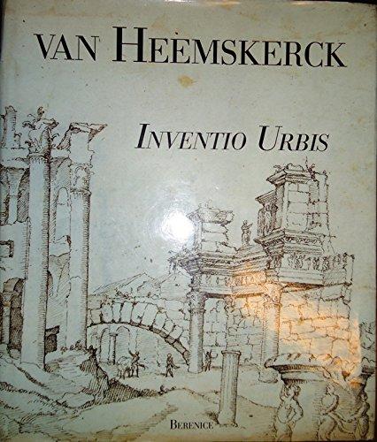 9788885215030: Maarten van Heemskerck. Inventio Urbis.