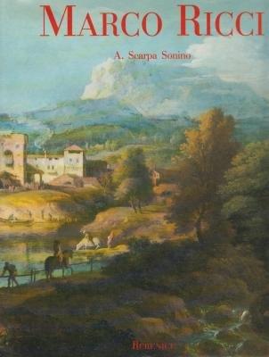 9788885215153: Marco Ricci (Catalogues raisonnés) (Italian Edition)