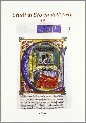Studi di storia dell arte. 14/2003.