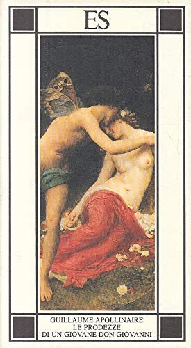 9788885357549: Le prodezze di un giovane don Giovanni