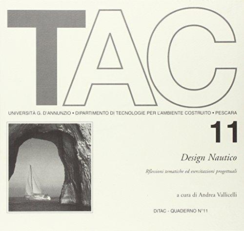 9788885359581: Design nautico