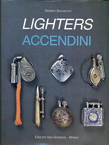 9788885679009: Lighters-Accendini