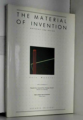 9788885684171: The Material of Invention.