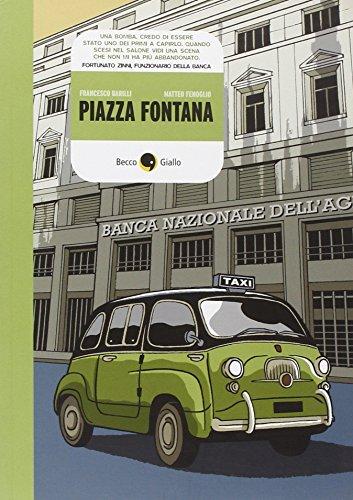 9788885832572: Piazza Fontana