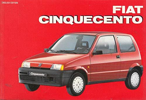 Fiat Cinquecento La Collection Series No. 7: Benzing Enrico