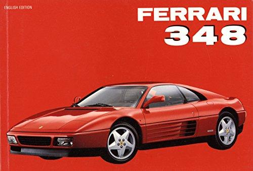 9788885880634: Ferrari 348