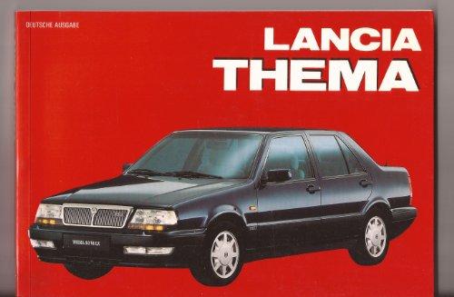 Lancia Thema: Auto - Casucci, Piero