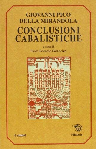 Conclusioni cabalistiche (Cabiri) (8885889476) by Pico della Mirandola, Giovanni