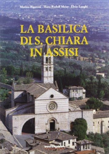 9788885962248: La Basilica di S. Chiara in Assisi (Italian Edition)