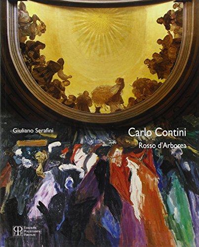 Carlo Contini: Rosso D'Arborea (Book): Carlo Contini